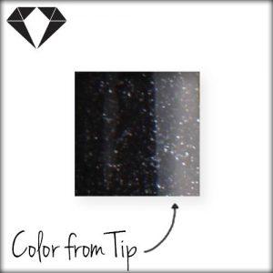 Color Acryl Black Heart_s1