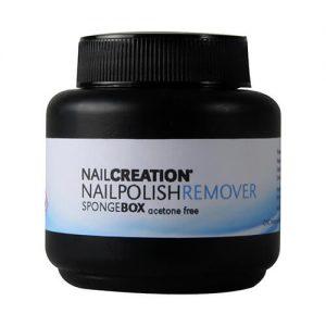 R4001 - Nail Polish Remover Acetone free sponge box_s1