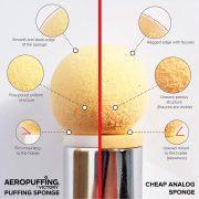 Aeropuffing Sticks Difference