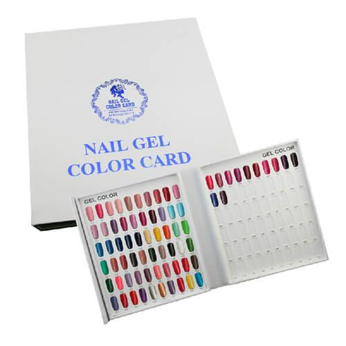 Color Book - Chart (120 Colors)_s1