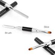 Gel Brush with Spatula_s1